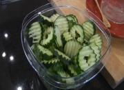 Quick Cucumber Pickle