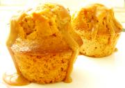 Miniature Glazed Orange Muffins
