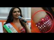 Deepika Padukone's Shocking NIP SLIP in Public