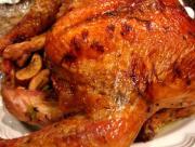 Roast Turkey A La Bristol