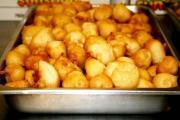 Almond Crabmeat Balls