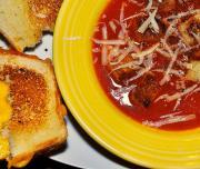 Picante Onion Soup