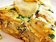Eggs and Potatoes - Frittata