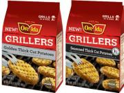 Ore Ida Grillers Seasoned Thick Cut Potatoes Review