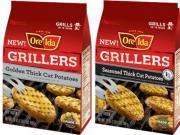 Ore Ida Grillers Seasoned Thick Cut Potatoes Review