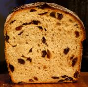 Rum & Raisin Loaf