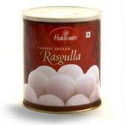 A Review of Haldiram's Rasgulla!