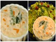 Carrot Raita (Gajar ka Raita)