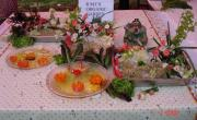 Annual flower show in ghaziabad: RMI won Ist prize