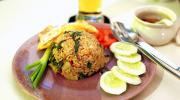 Thai Fried Rice And Egg