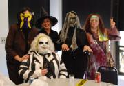 throwing a halloween party for adults