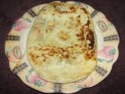 Homemade Aloo Naan