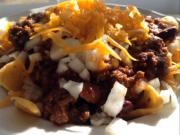 SUPERBOWL Frito Pie