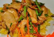 Chicken Thai Style
