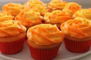 Easy Orange Cupcake Ideas