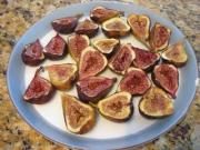 how to dry figs in the oven