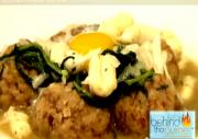 Making Spicy Duck Meatballs with Chef Harold Dieterla