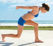 Tone up your butt with yoga