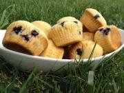 Tbt Blueberry Lemon Muffins