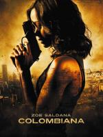 Zoe Saldana in Colombiana