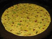 Healthy Methi Roti