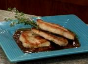 Pork Chops with Orange Apricot Glaze