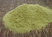 Stevia in powder form