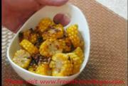 Delicious Sautéed Corn Medallions