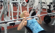 Keep your Chest Perky with Weight Training