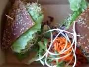 Review Of Raw Vegan Leaf Cuisine Sandwich