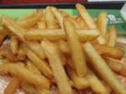 Unhealthy Snacks - French Fries