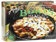 Amy's Mexican Casserole Bowl Review
