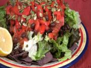 Blue Corn Chip Salad