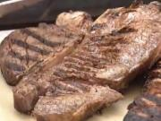 Gas Grilling - How to Grill a Porterhouse Steak