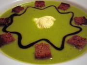 Classic Chilled Pea Soup