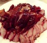 Oven Barbecued Pork Roast