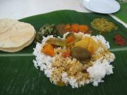 The Perfect South Indian Thali