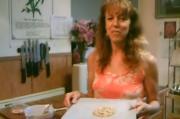Raw Lemon Sheet Cookies