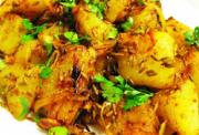 Spicy Jeera Aloo