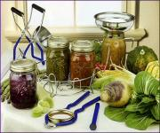 Home canning kits