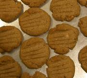 Peanut Crunch Cookies