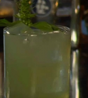 Monstre Verte Cocktail