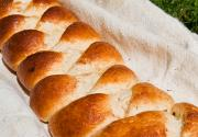 Easy Braided Egg Bread