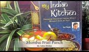 Mumbai Fruit Punch Recipe- From My Indian Kitchen