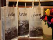 Eco-friendly Reusable Wine Totes Complement Green Business Practices (The Journey Blog 3.09.10)