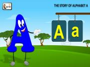 The A Song | Letter A Song | Story of Letter A | ABC Songs