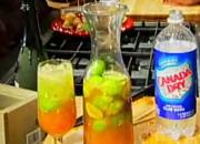 Ginger Key Lime Drink : Ming Tsai