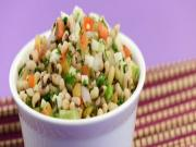Minty Bean Salad By Tarla Dalal