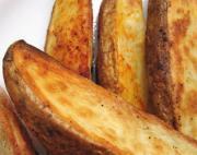 Raw Fried Potatoes