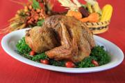 A Yummy Juicy Well Baked Thanksgiving Turkey